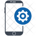 Mobile Security Service Icon