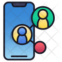 Mobile Sharing Mobile Share Icon