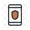 Mobile Protection Phone Icon