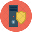 Mobile Shield Security Icon