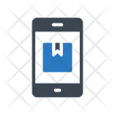 Mobile Delivery Shipping Icon
