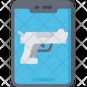 Mobile shooter Icon
