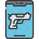Mobile Shooter Icon
