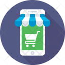 Mobile Store Shop Icon