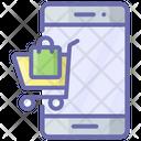 Mobile Shop Icon