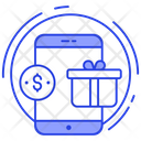 Online Store Online Shopping Mobile Shopping Icon