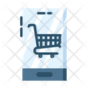 Online Shopping Shopping Application E Commerce App Icon