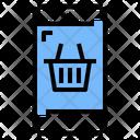 Mobile Shopping Online Shopping Shopping Icon