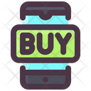 Internet Technology Mobile Shopping Online Shopping Icon