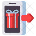Mgift Mobile Shopping Online Shopping Icon