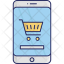 Mobile Shopping Online Shop Shop Icon