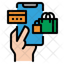 Shopping Payment Online Icon