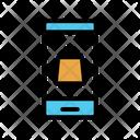 Mobile Shopping Ecommerce Shopping Icon