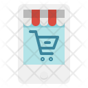 Shopping Online Marketing Icon