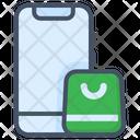 Mobile Shopping App Online Shopping Mobile App Icon