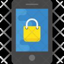 Mobile App Shopping Icon