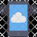 Mobile Signal Mobile Hotspot Mobile Wifi Icon