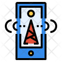 Mobile signal Icon