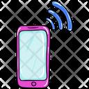 Mobile Signals Mobile Internet Smartphone Signals Icon