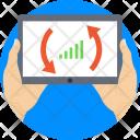 Mobile Signals Screen Icon