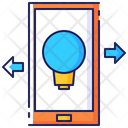 Technology Solution Mobile Icon