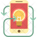 Mobile Solutions Icon