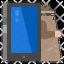 Mobile Spyware Icon
