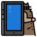 Security Mobile Internet Icon