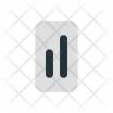 Mobile Stat Mobile Phone Icon
