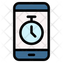 Stop Watch App Android Icon