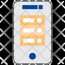 Mobile Storage Mobile Storage Icon