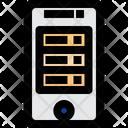 Mobile Storage Icon
