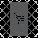 Mobile App Online Icon