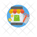 Mcommerce Mobile Store Buy Online Icon