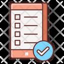 Mobile Survey Icon