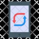 Mobile Synchronization Icon