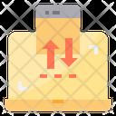 Mobile Synchronize Mobile Connection Mobile Access Icon