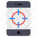 Mobile Target Icon