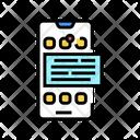 Mobile Tasks Icon