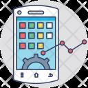 Mobile Technologies Cellular Icon
