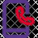 Mobile Telephone Icon