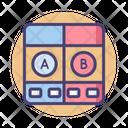 Ma B Testing Icon