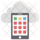 Cloud App Mobile Themes Online Themes Icon