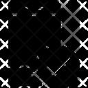 Mobile Tick Icon