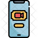 Mobile Ticket Icon