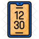Mobile Time Time Watch Icon