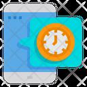 Mobile Time Mobile Time Icon