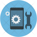 Mobile Tools Settings Icon