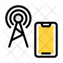 Mobile Tower Signal Tower Mobile Icon