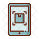 Mobile Tracking Icon
